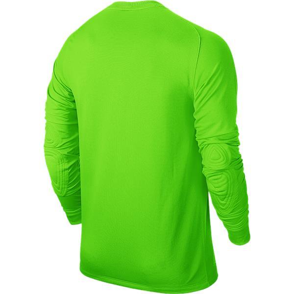 bc78e3566 Nike Park Goalie II Electric Green Goalkeeper Shirt