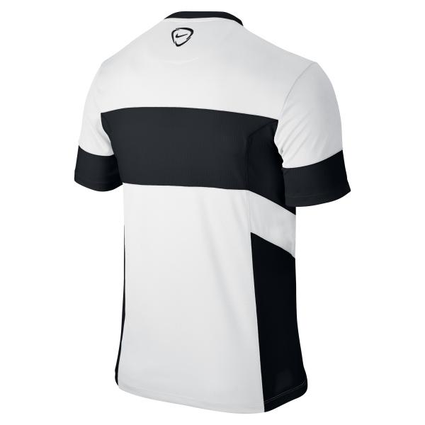 Nike Academy 14 White/Black Training Top