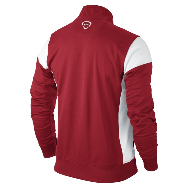 Nike Academy 14 University Red/White Sideline Poly Jacket