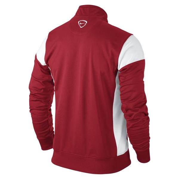 Nike Academy 14 University Red/White Sideline Poly Jacket Youths