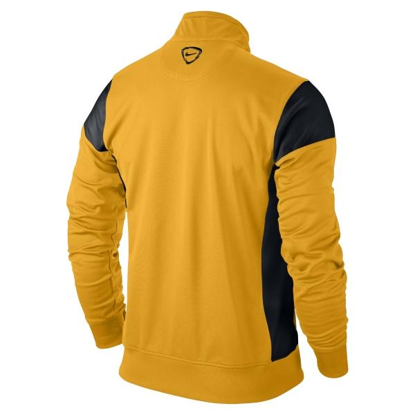 Nike Academy 14 University Gold/Black Sideline Poly Jacket Youths