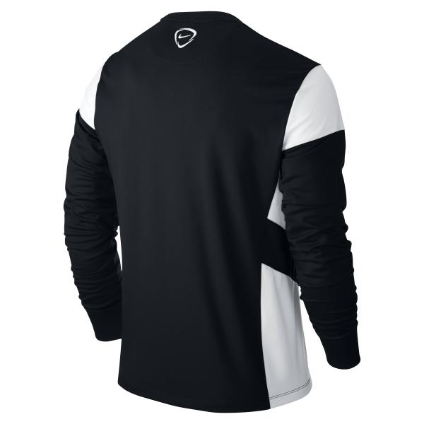 Nike Academy 14 Black/White Midlayer Top