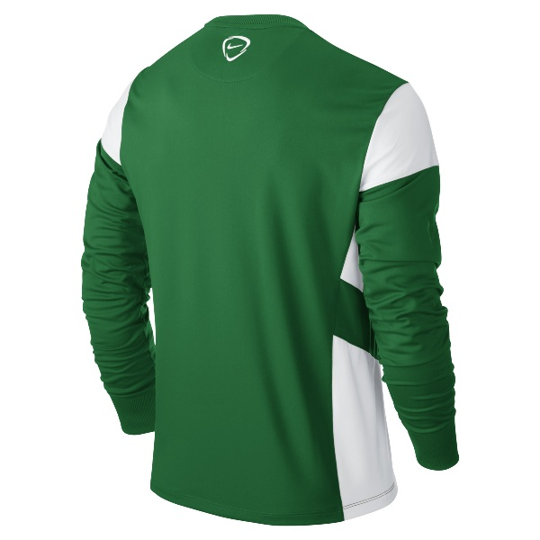 Nike Academy 14 Pine Green/White Midlayer Top
