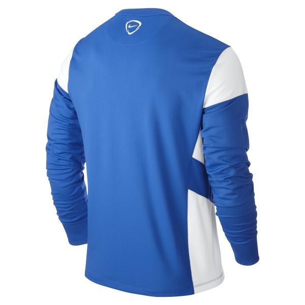Nike Academy 14 Royal Blue/White Midlayer Top