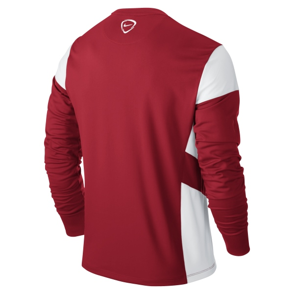 Nike Academy 14 University Red/White Midlayer Top Youths