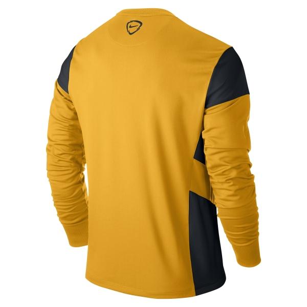 Nike Academy 14 University Gold/Black Midlayer Top