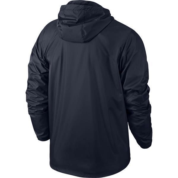 Nike Team Sideline Obsidian/White Rain Jacket