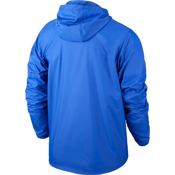 Nike Team Sideline Royal/White Rain Jacket