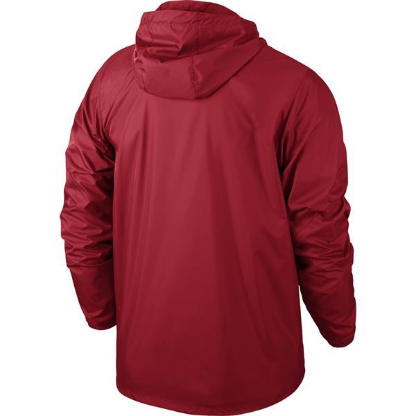 Nike Team Sideline University Red/White Rain Jacket