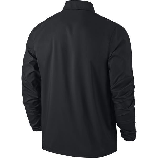Nike Team Performance Black/White Shield Jacket