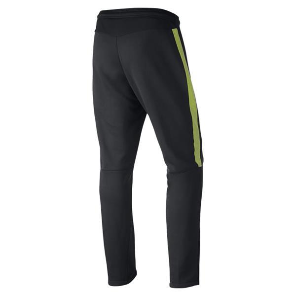 Nike Team Club Black/Volt Trainer Pant Youths