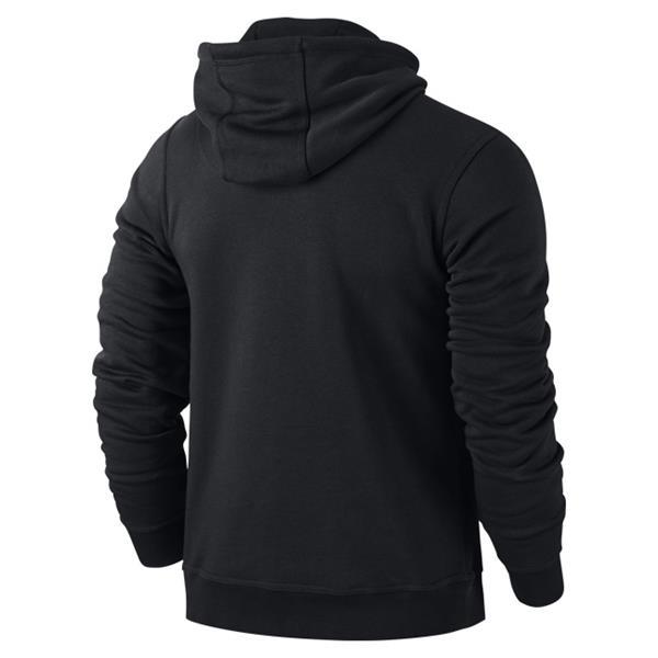 Nike Lifestyle Black/White Team Club Hoody