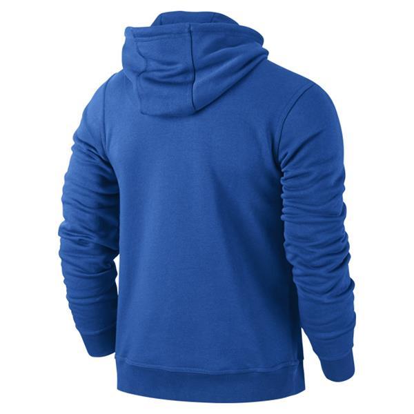 Nike Lifestyle Royal Blue/White Team Club Hoody