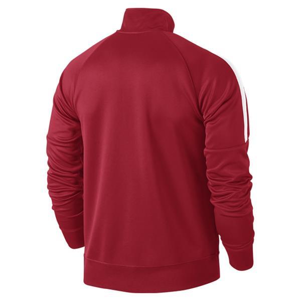 Nike Lifestyle University Red/White Club Trainer Jacket