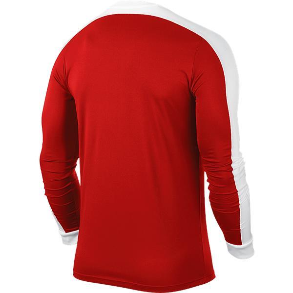 Nike Striker IV Long Sleeve Football Shirt University Red/White