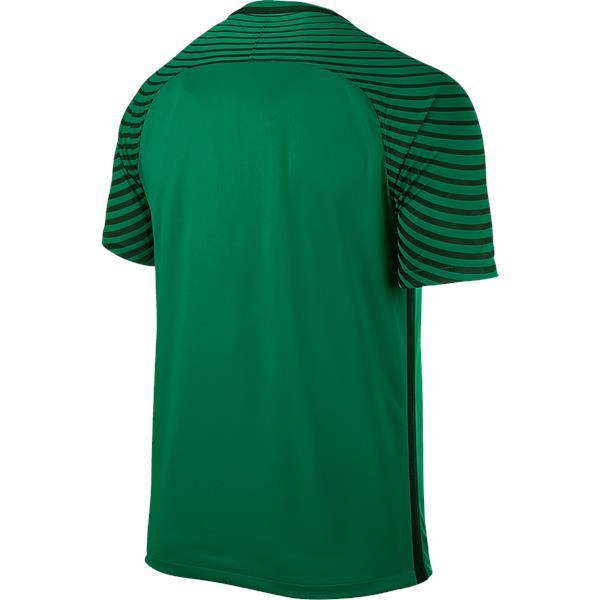 Nike Gardien Short Sleeve GK Jersey Lucid Green/Grove Green