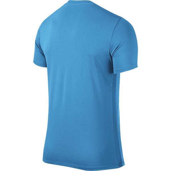 Nike Park VI SS Football Shirt University Blue/White