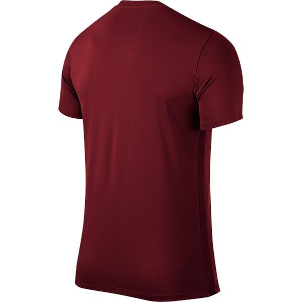 Nike Park VI SS Football Shirt Team Red/White