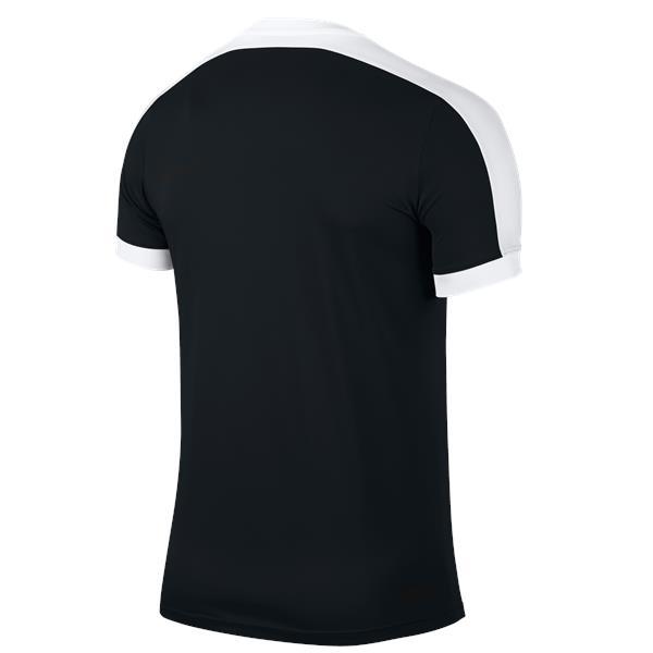 Nike Striker IV SS Football Shirt Black/White Youths