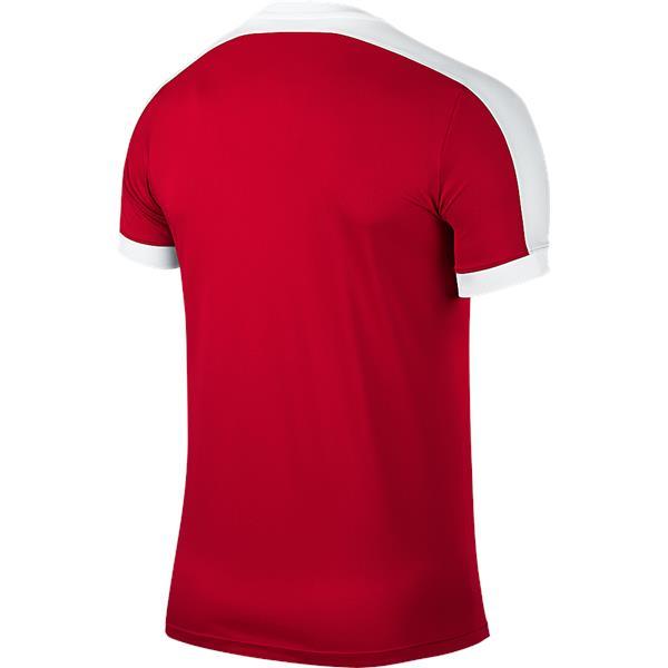 Nike Striker IV SS Football Shirt Uni Red/White Youths
