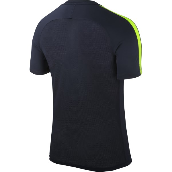 Nike Squad 17 Obsidian/Volt Training Top