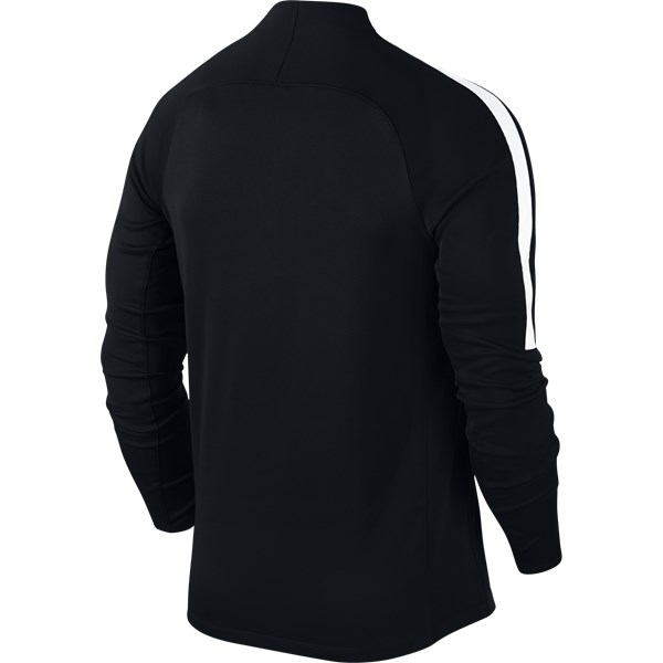 Nike Squad 17 Black/White Drill Top
