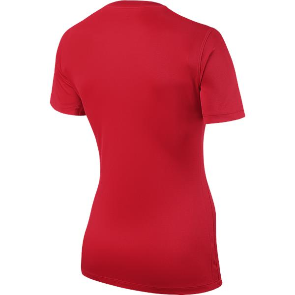 Nike Park Womens Football Shirt University Red/White