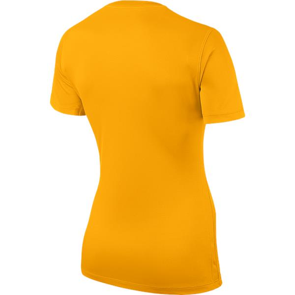 Nike Park Womens Football Shirt University Gold/Black