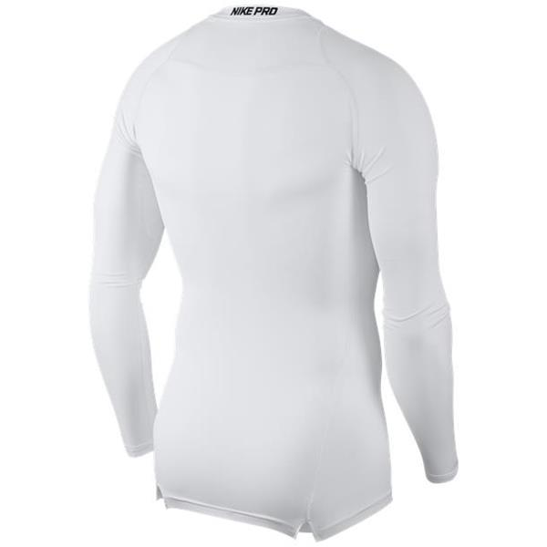 NPC Core Compression LS Crew White