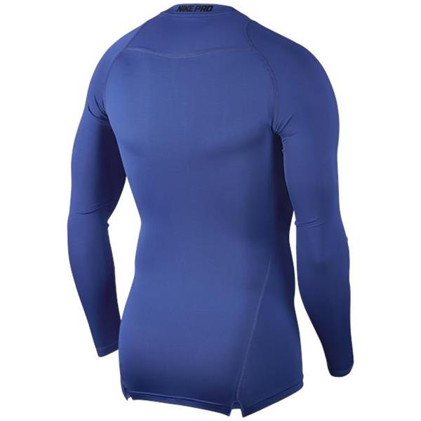 NPC Core Compression LS Crew Royal