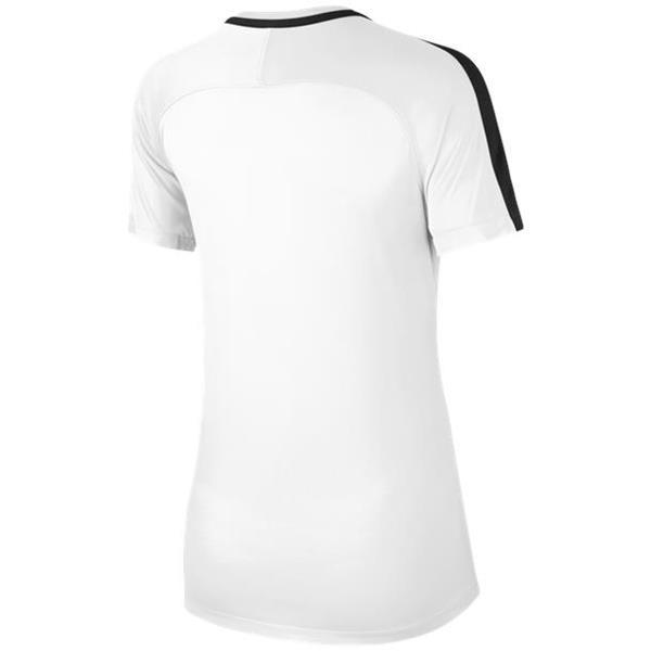 Nike Womens Academy 18 White/Black Training Top