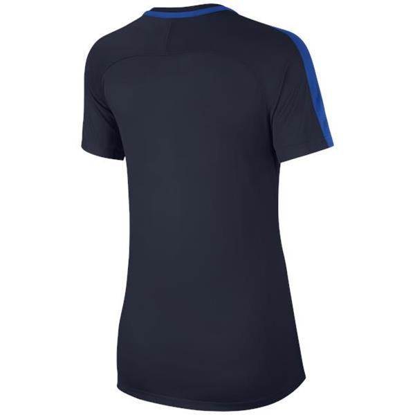 Nike Womens Academy 18 Obsidian/Royal Blue Training Top