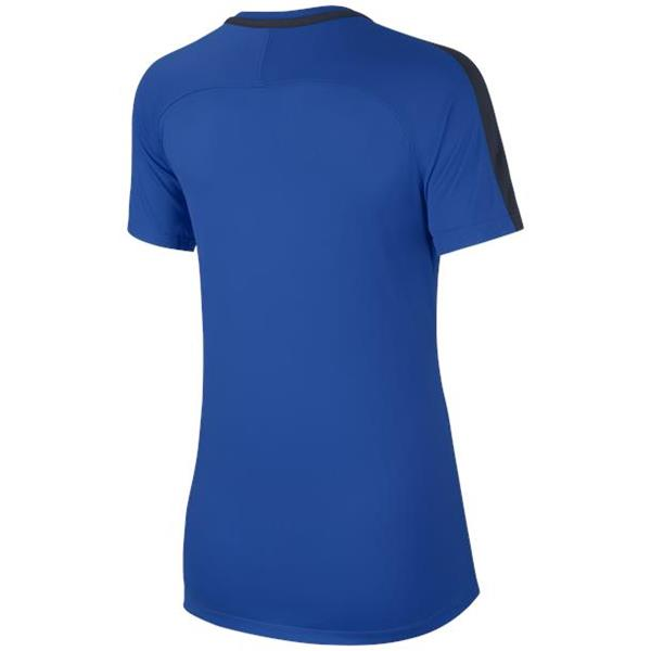 Nike Womens Academy 18 Royal Blue/Obsidian Training Top
