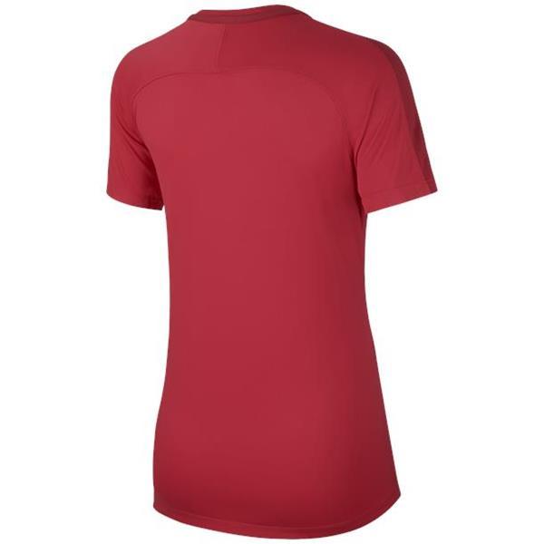 Nike Womens Academy 18 University Red/White Training Top