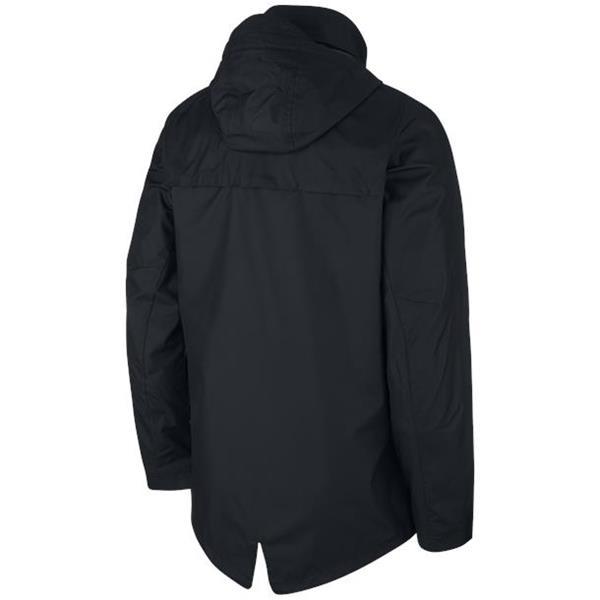 Nike Academy 18 Rain Jacket Black/White