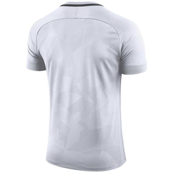 Nike Challenge II White/Black SS Football Shirt