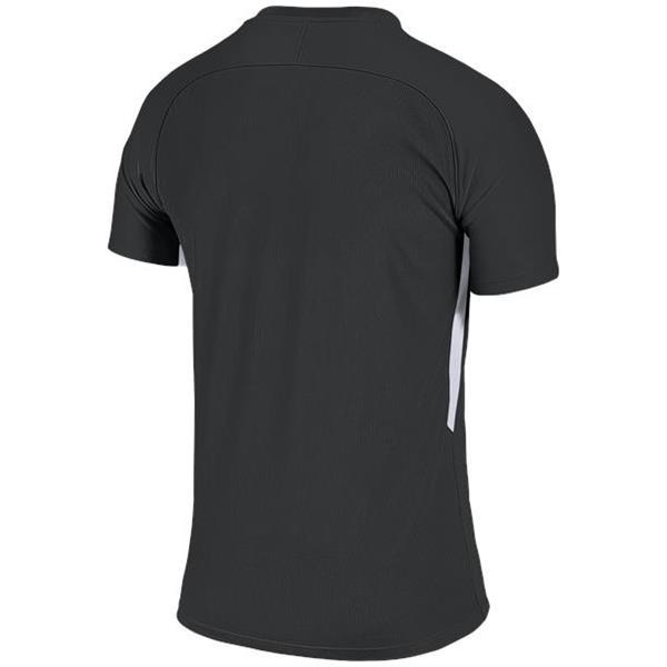 Nike Tiempo Premier SS Football Shirt Black/White