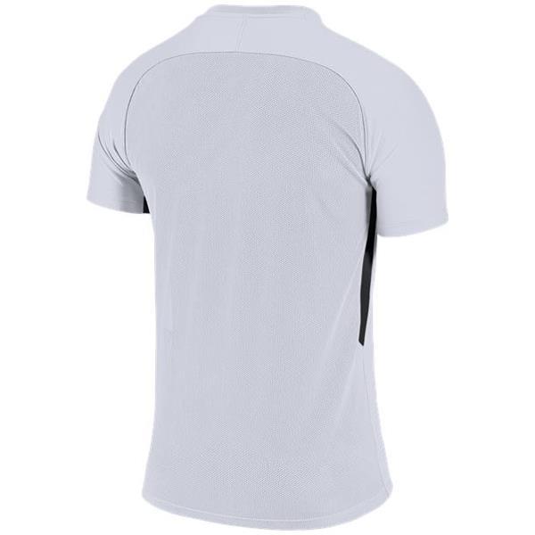 Nike Tiempo Premier SS Football Shirt White/Black
