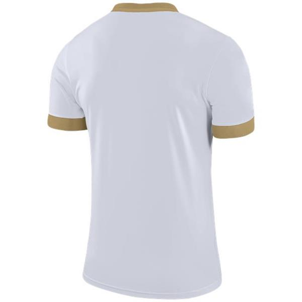Nike Park Derby II White/Jersey Gold SS Football Shirt
