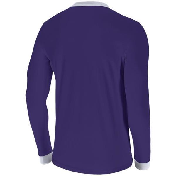 Nike Park Derby II Court Purple/White LS Football Shirt