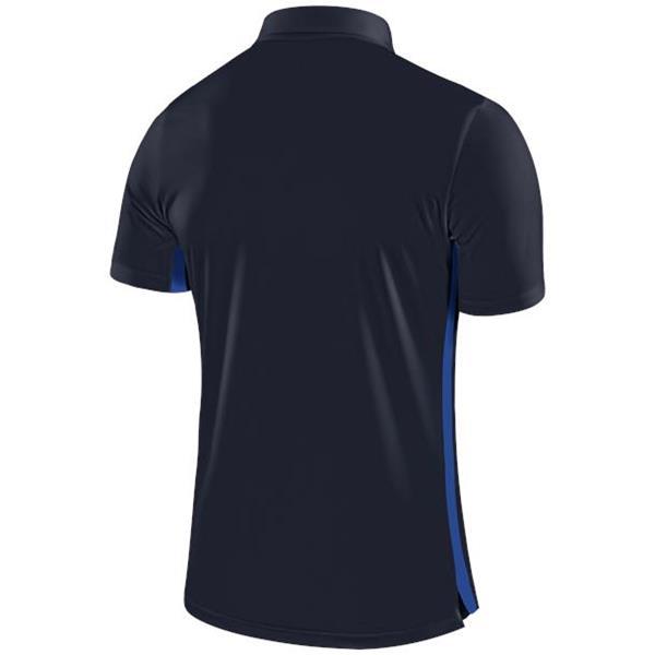 Nike Academy 18 Polo Obsidian/Royal Blue