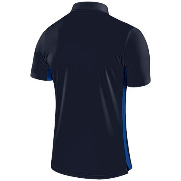 Nike Academy 18 Polo Obsidian/Royal Blue