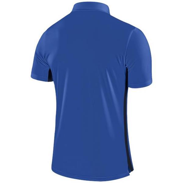 Nike Academy 18 Polo Royal Blue/Obsidian