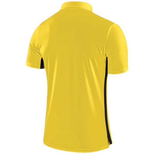 Nike Academy 18 Polo Tour Yellow/Anthracite