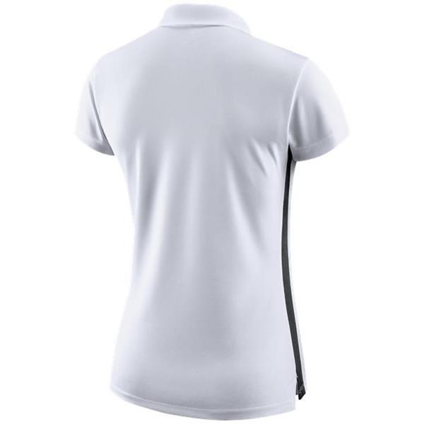 Nike Womens Academy 18 White/Black Polo