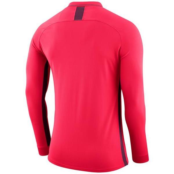 Nike Team Referee Jersey Long Sleeve Siren Red/Bordeaux
