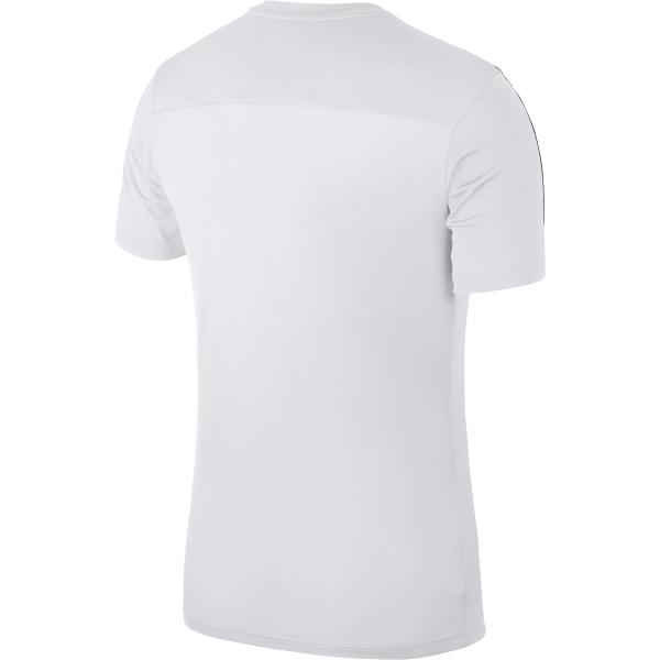 Nike Park 18 White/Black Training Top