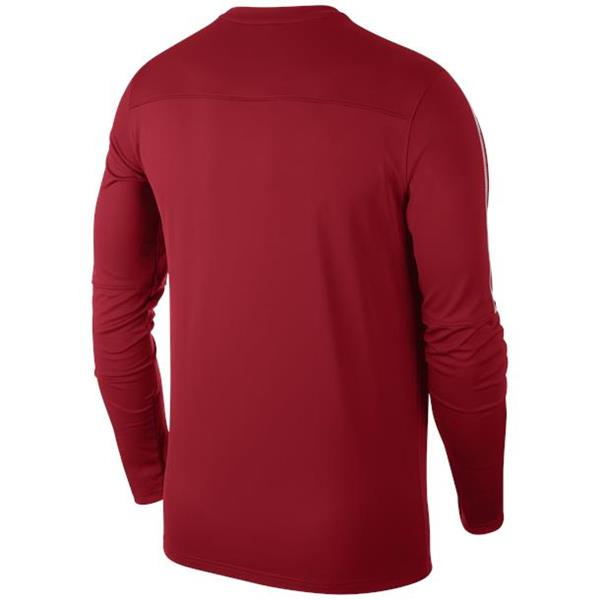 Nike Park 18 University Red/White Drill Top Crew