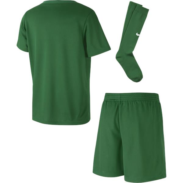 Nike Park Kit Set Pine Green/White