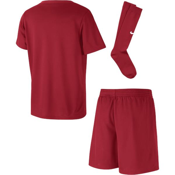 Nike Park Kit Set University Red/White